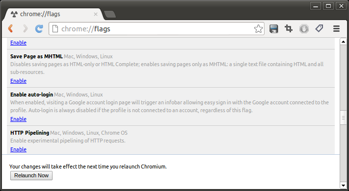 Saving webpages as mhtml(mht) in Chrome - TagSpaces